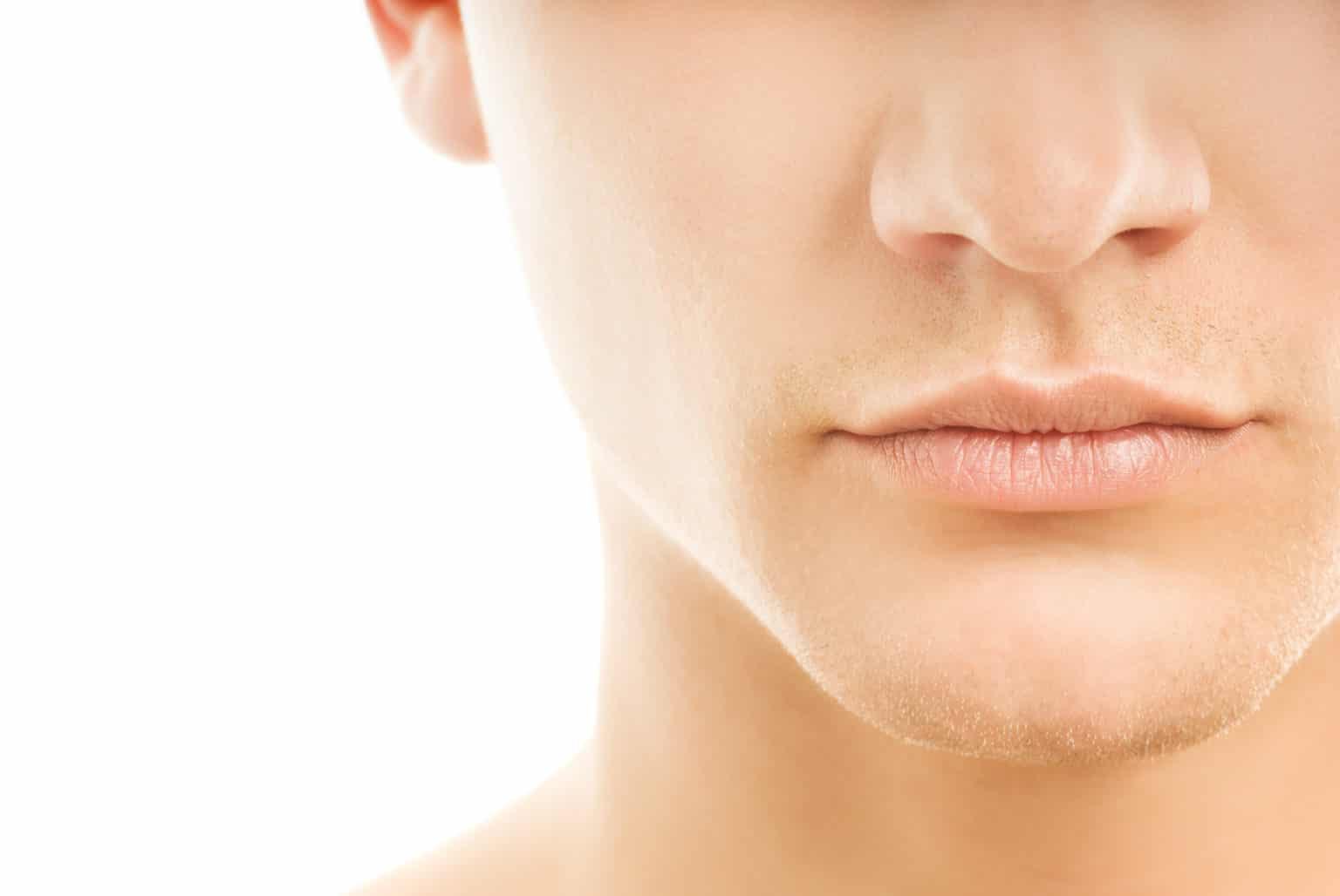 näsoperation ansikte