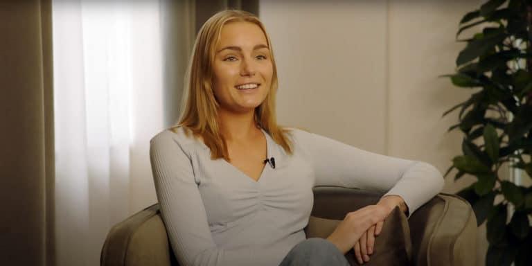 Linnea berättar om sin bröstförstoring